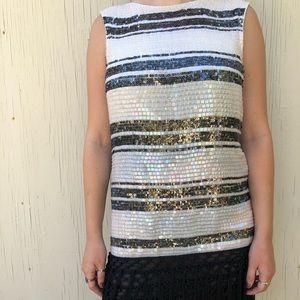 Zara Sequence flapper style dress, never worn